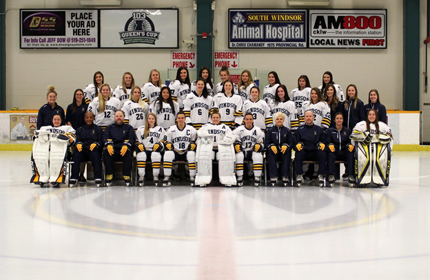 """Being There Without """"Being There"""": How the Lancer Women's Hockey Players are Helping Girls Connect with Sport During COVID-19"""